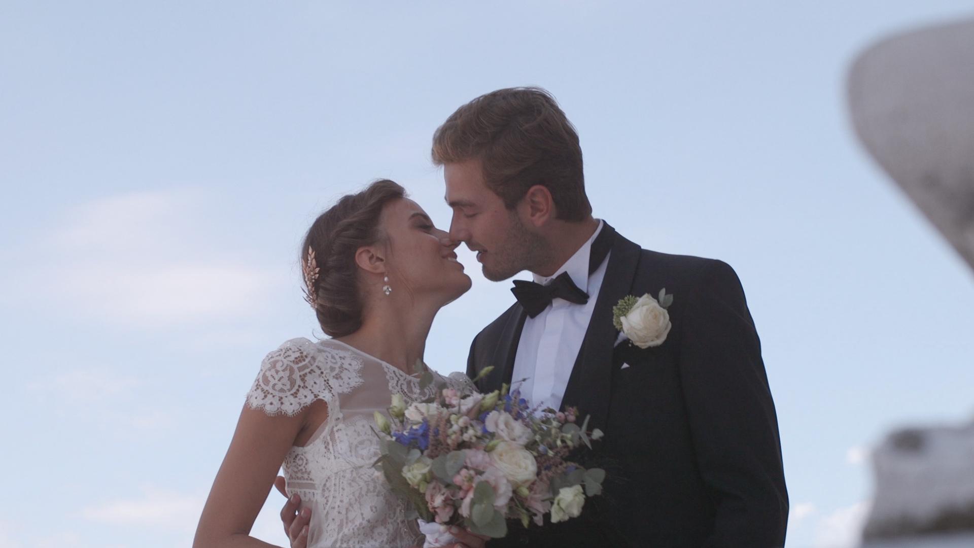 Whitesfilm Best Wedding Videographer Venice Italy