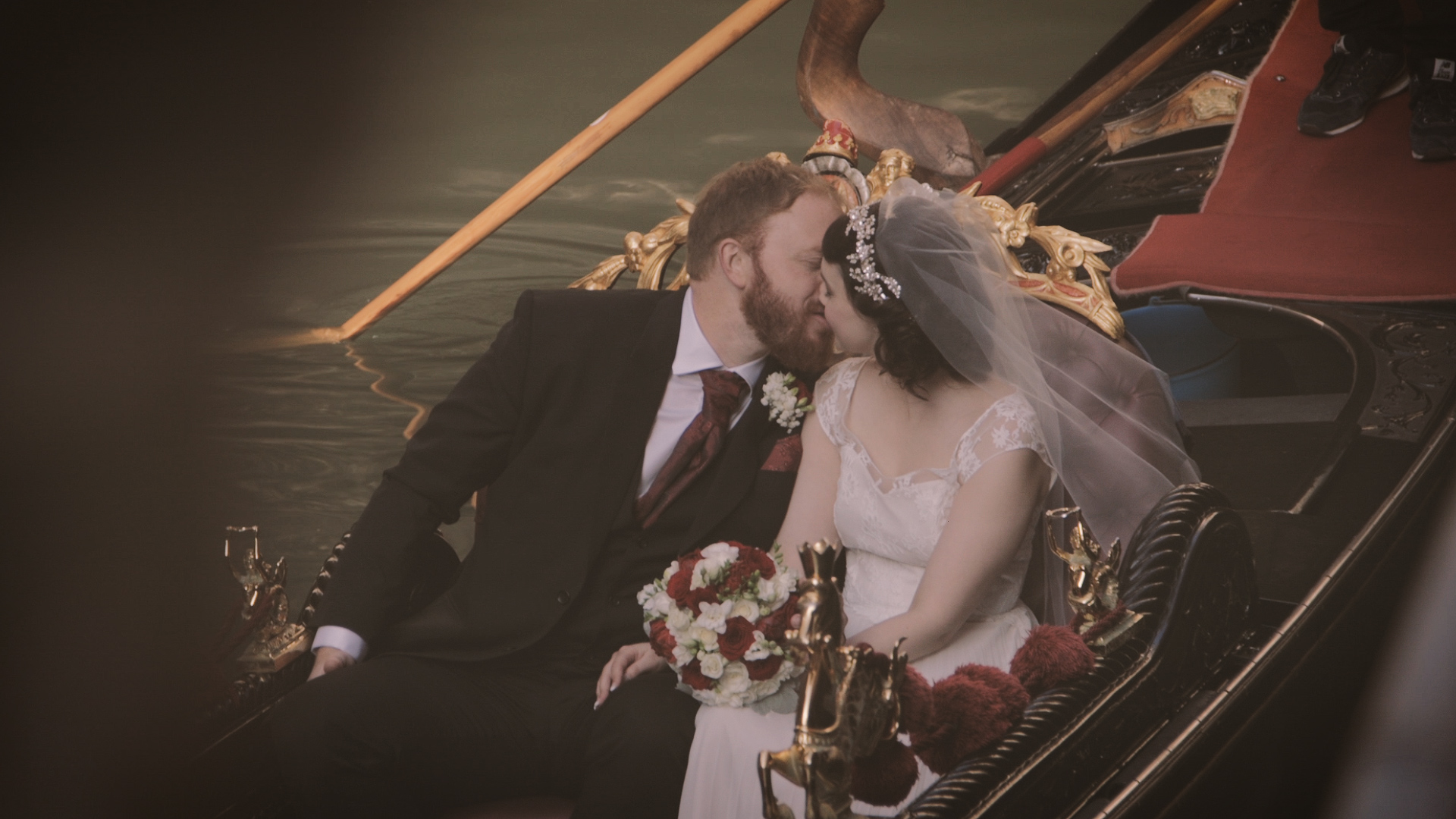 Rachel and Tiernan destination wedding in Venice Whitesfilm videographer