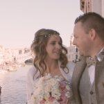 Andrea und Michael wedding in Venice Centurion Hotel videographer