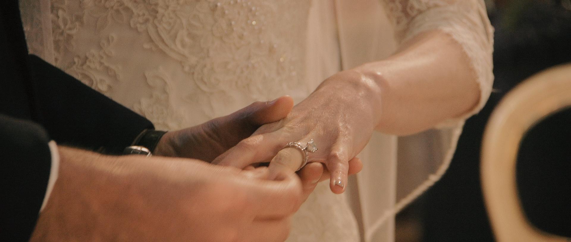 Annie and Tom destination wedding in Venice Whitesfilm videographer