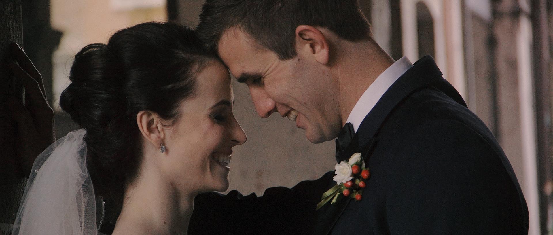 Destination wedding in Venice Whitesfilm videographer