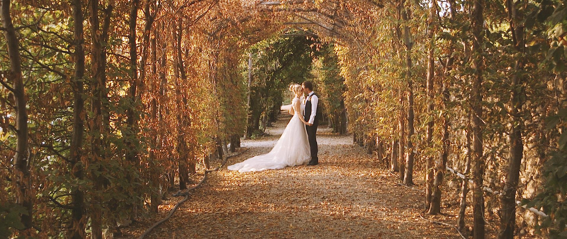 Elisa Mattia video maker Matrimonio Vicenza Villa Valmarana ai Nani