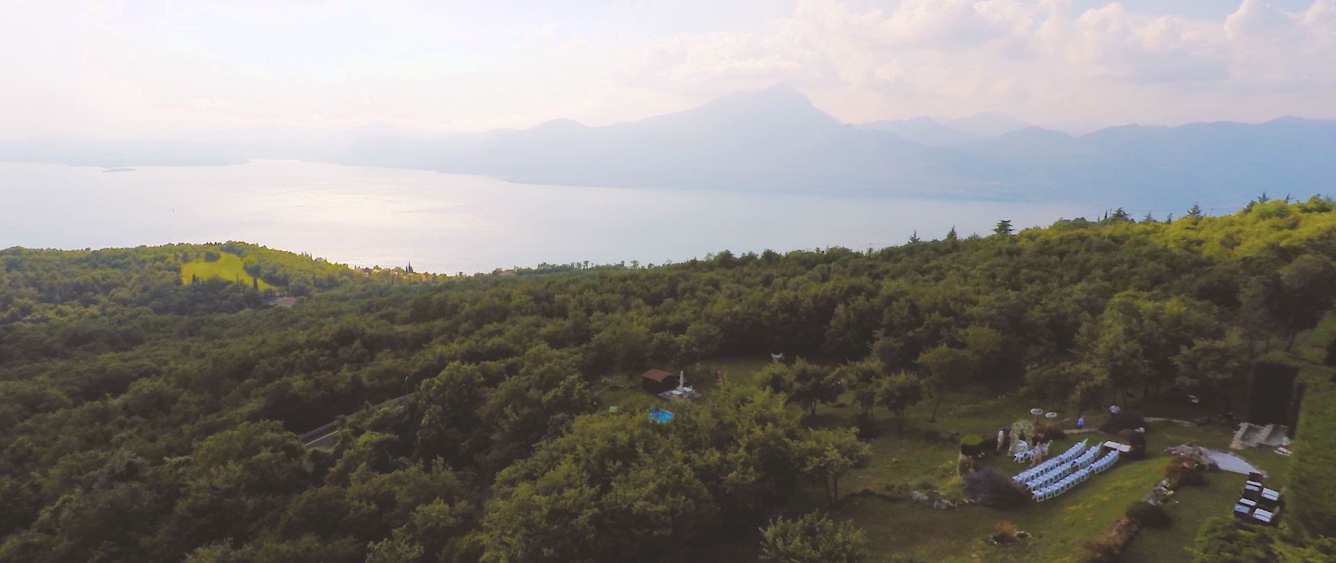 Wedding videographer Garda Lake Casa degli Spiriti