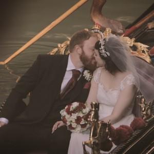 Rachel and Tiernan destination wedding in Venice Whitesfilm videographer