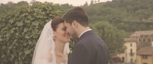 Destination wedding videographer Garda Lake Verona Borghetto