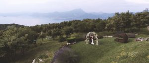 Video maker matrimonio Lago di Garda Casa degli Spiriti Andrea e Sabine