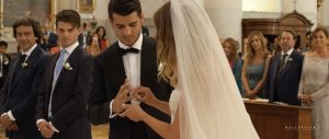 Video matrimonio Alvaro Morata e Alice Campello a Venezia Official Video