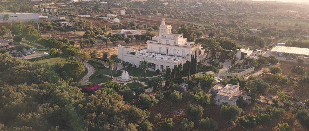 Destination wedding Masseria Apulia