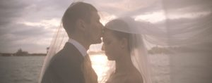 Intimate and romantic wedding in Venice E and A