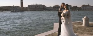 Leanne & Jon wedding in Venice Jw Marriott Whitesfilm videographer