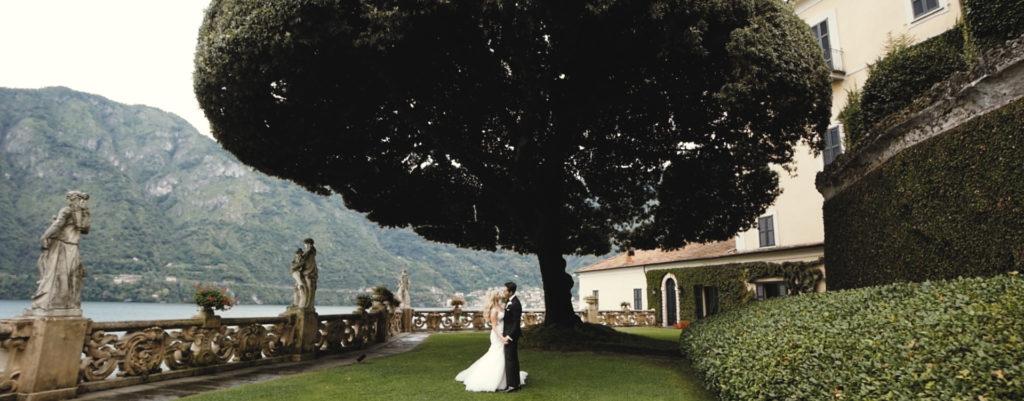 Wedding video Villa Balbianello Lake Como Isabel & Rami