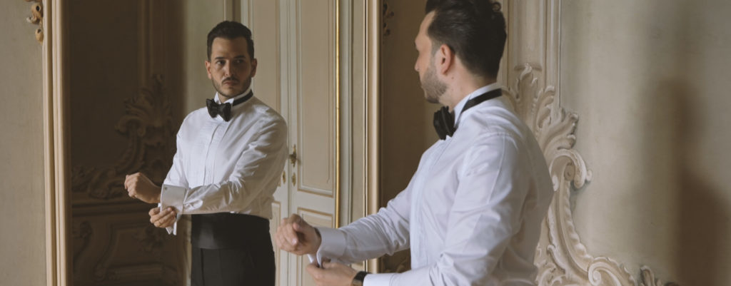 Wedding videographer Villa Erba Lake Como Rawan & Tareqv