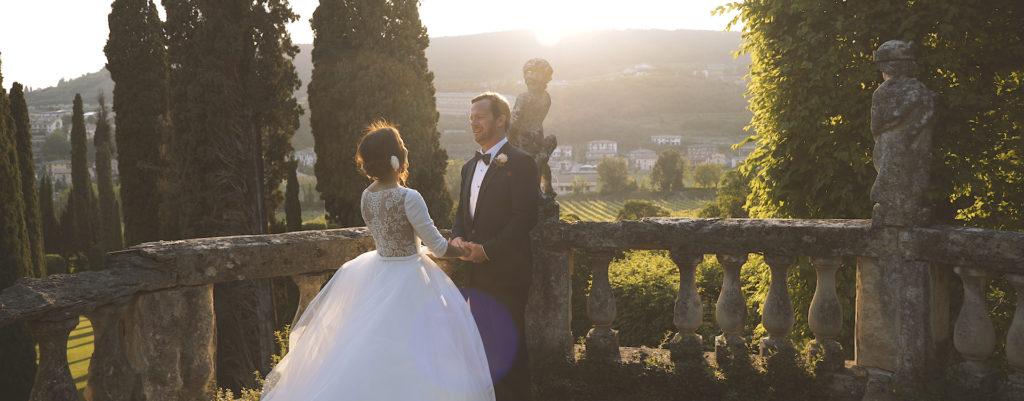 Wedding video Villa Rizzardi Verona Countryside Giulia & Ted